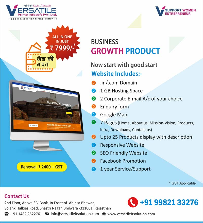 Business Growth Product